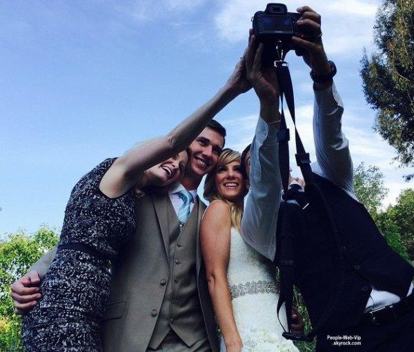 Heather Morris a épousé son amour de longue date Taylor Hubbell.