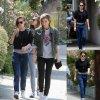 Kristen Stewart a été aperçue avec son amie Alicia Cargile dans les rues de Los Angeles. ( dimanche (24 mai) à Los Angeles.)