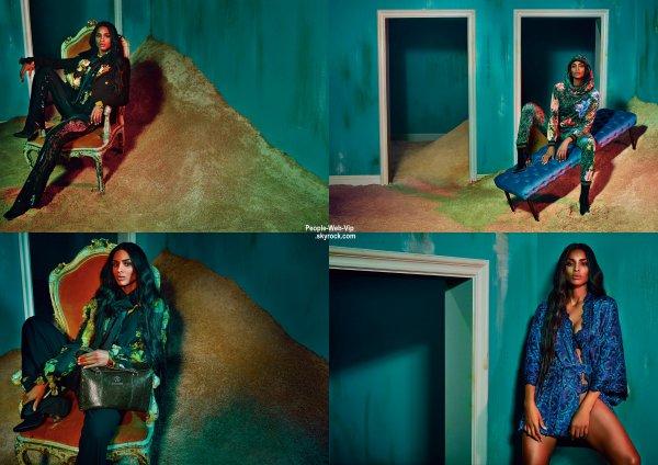 PHOTOS :Ciara est le nouveau visage de Roberto Cavalli La chanteuse Ciara remplace Nicki Minaj et suit les traces de Rita Ora comme nouveau nouveau visage de la marque de Roberto Cavalli pour la collection Hiver 2015-16.