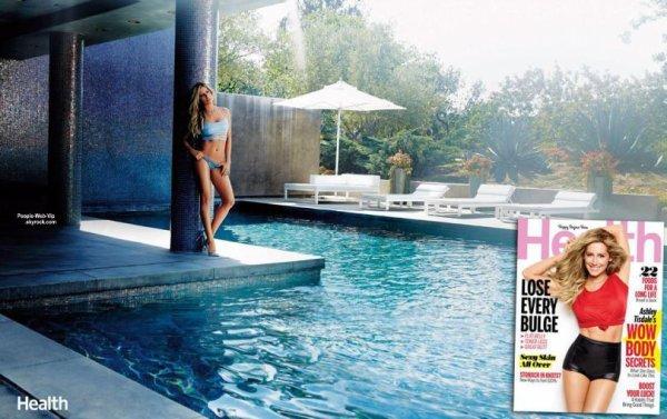 """Ashley Tisdale pour pour le magazine """" HEALTH """" Qu'en pensez vous?"""