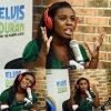 """Uzo Aduba a fait une une apparition à l'émission """" The Elvis Duran Z100 Morning Show"""". L'actrice était sur place pour promouvoir la troisième saison de sa série sur Netflix """"Orange is the New Black"""" ( mardi (16 Juin) à New York.)"""