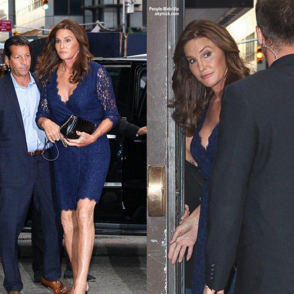Caitlyn Jenner a été aperçue dans les rues de New York. (mardi soir (30 Juin) à New York.)