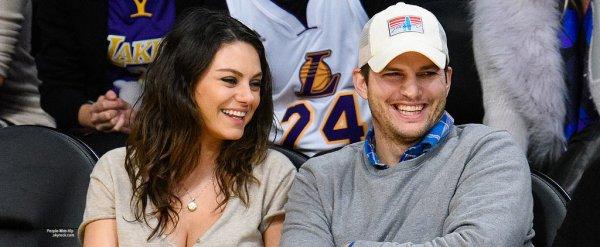 Mila Kunis et Ashton Kutcher FINALEMENT mariés !