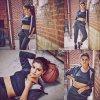 PHOTOSHOOT : SELENA GOMEZ – ADIDAS NEO FALL & WINTER 2015 COLLECTION On aime?