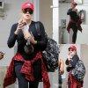 Khloe Kardashian a été aperçue prés d'une salle de gym. (lundi après-midi (Août 3) à Beverly Hills, en Californie.)