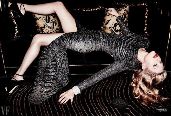 """Taylor Swift pose pour le magazine """" Vanity Fair """" Qu'en pensez vous?"""