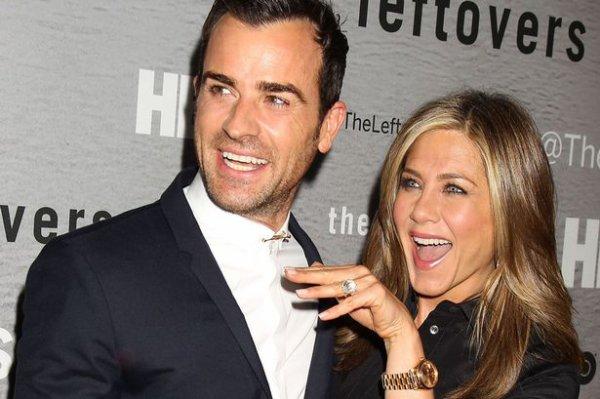 Jennifer Aniston et Justin Theroux se sont mariés !