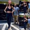 Fini les vacances pour Rihanna ! Elle a été aperçue dans les rues de New York. ( lundi (10 Août) à New York. )