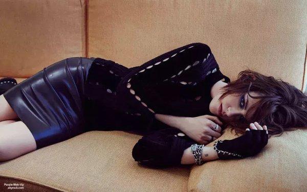 """Kristen Stewart prend la pose pour le magazine """" Nylon """" a paraître en septembre. Qu'en pensez vous?"""