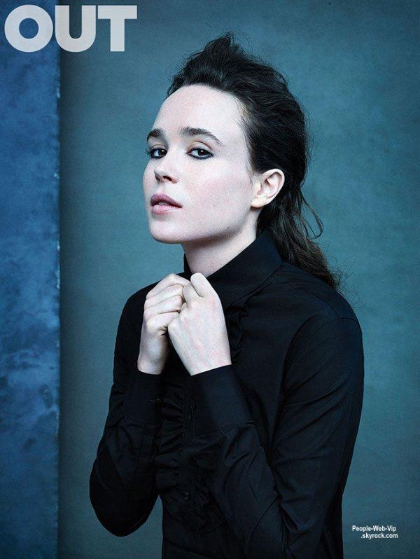 Julianne Moore et Ellen Page prennent la pose sur la couverture de l'édition Octobre du magazine Out. Qu'en pensez vous ?