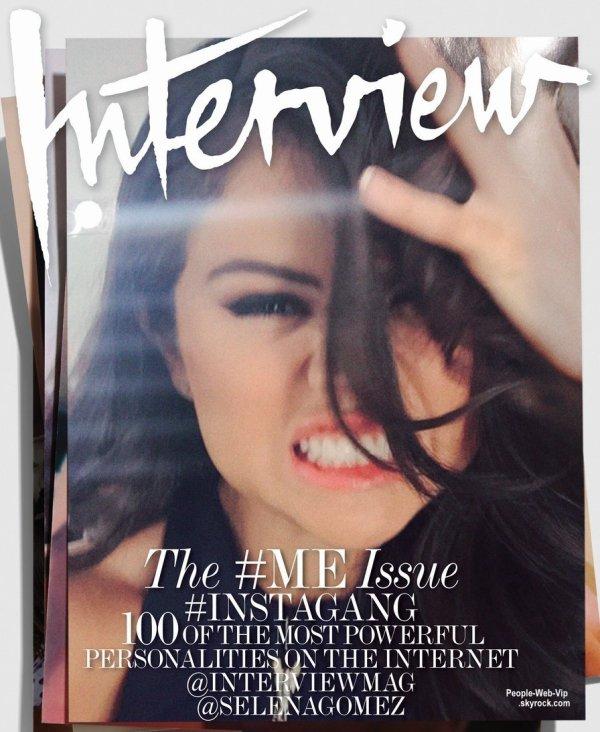 Miley Cyrus, Zayn Malik, Selena Gomez, Kim Kardashian, Jennifer Lopez, Victoria Beckham, Madonna, et Mert Alas, chacun, prennent la pose sur  l'une des couvertures de nouveau numéro du magazine Interview,  Qu'en pensez vous?