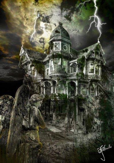 le quelle de l un des deux manoir vous prefaire vivre avec votre vampire