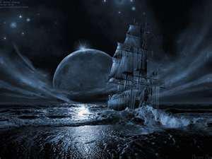 la sur l ocean je voix un bateau qui traine sang pute a la rechercher d ame perdu qui son sur ce monde sang pute pressi est qui chercher a alle dans le cote sonbre des abine pour trouve le calme est de reste dans leur monde ou il ce sante le mieux est en securite