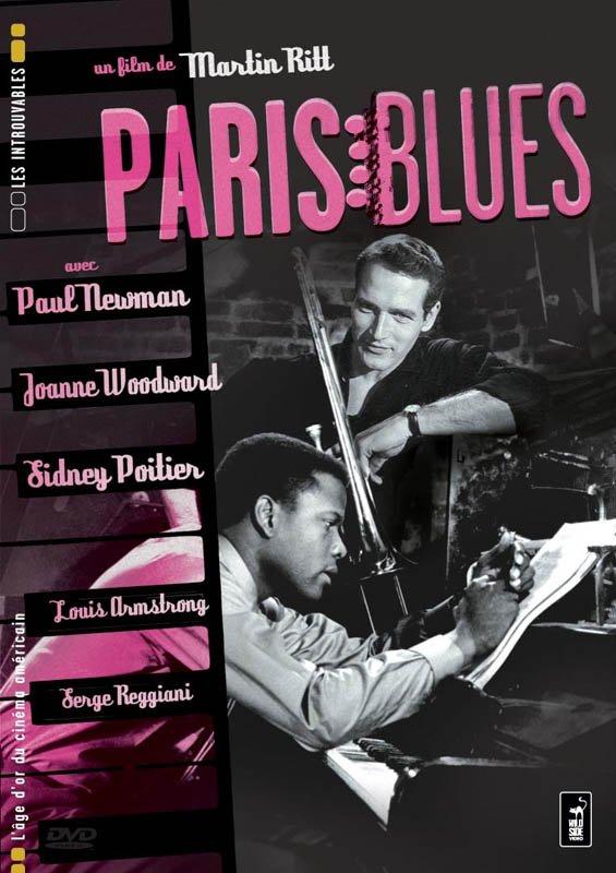JAZZ . ET . CINEMA .ACTE 5 .. PARIS . BLUES . 1961 . DE . MARTIN . RITT