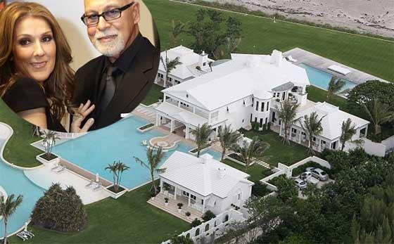 Préférence La maison de Céline Dion sur Jupiter Island - Blog de minnie-du-67 LY73