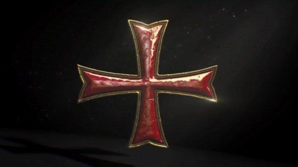 Logo des Templiers.