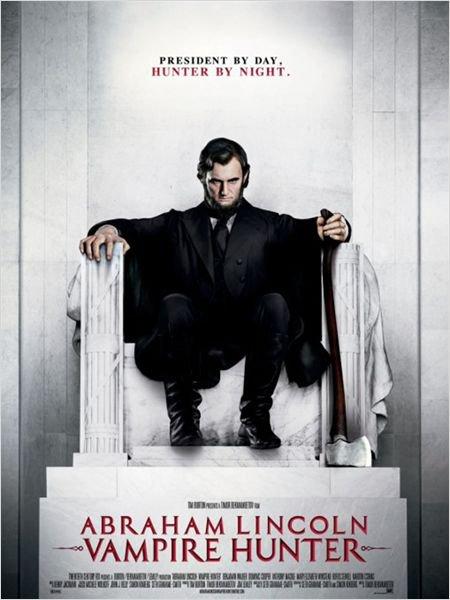 Abraham Lincoln, chasseur de vampire