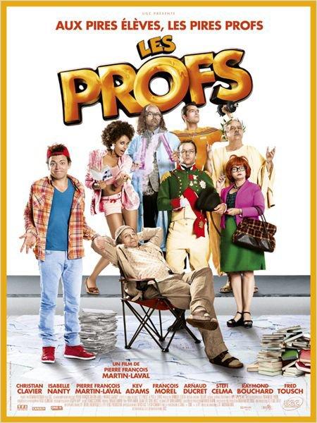 Les Profs !