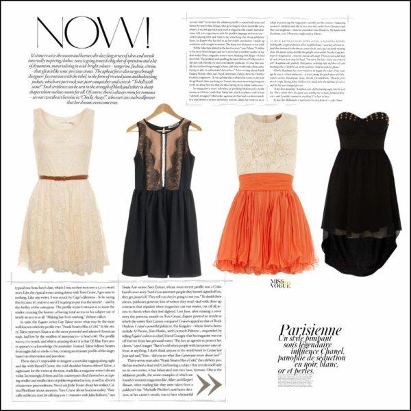 Les Robes !☮