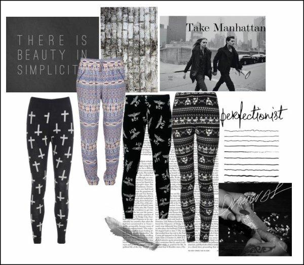 Les Pantalons & short ! ツ