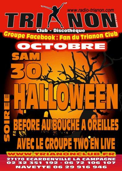 Samedi 30 Octobre 2010 S'est Halloween, Déco et boissons Monstrueuses !!!