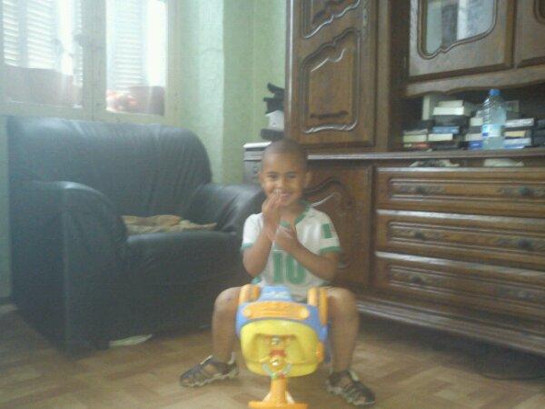 Mon fils farid