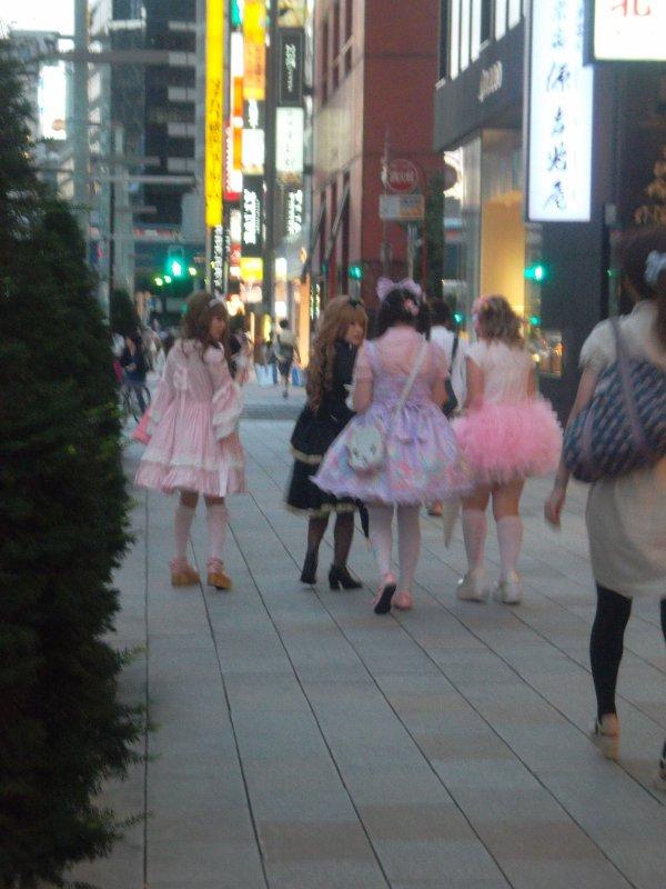 Sweet Lolita à Ginza