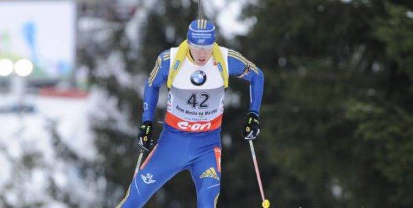 Biathlon : M.Fourcade se rachète