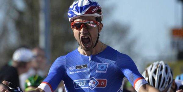 Cyclisme : Bouhanni incassable
