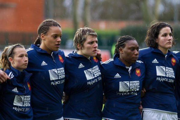 Rugby : les Bleues giflent l'Ecosse