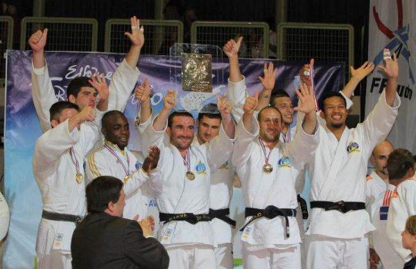 Judo : Levallois encore et toujours