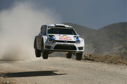Rallye - WRC : Ogier, week-end parfait