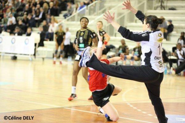 Handball : Issy Paris aussi