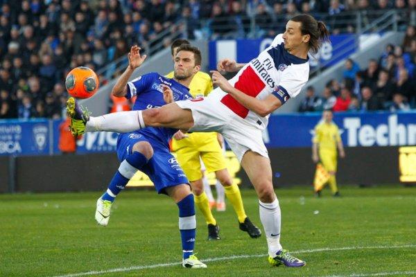 Football : St-Etienne et Marseille, les mauvais éléves