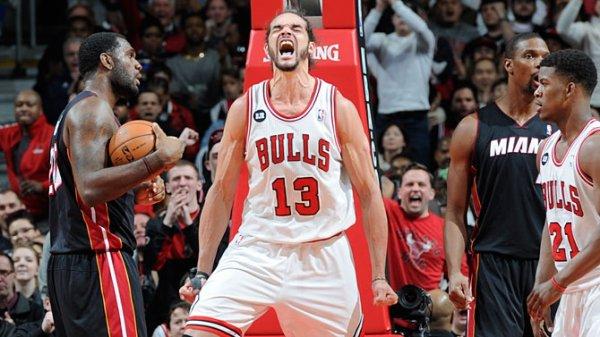 Basket : J.Noah montre la voie...encore