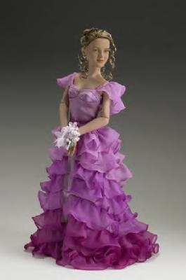 la poup e hermione en robe de bal emmawatson2489. Black Bedroom Furniture Sets. Home Design Ideas