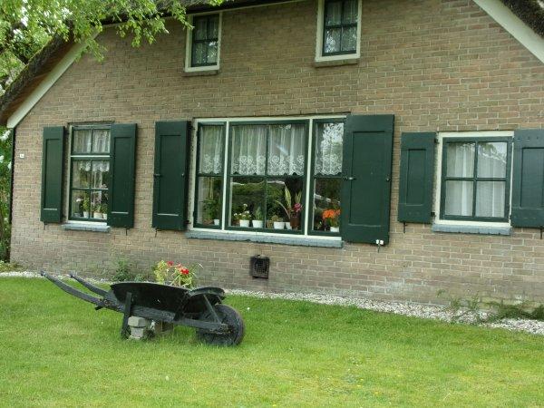maison en hollande