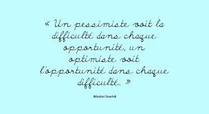 pessimiste ou optimiste