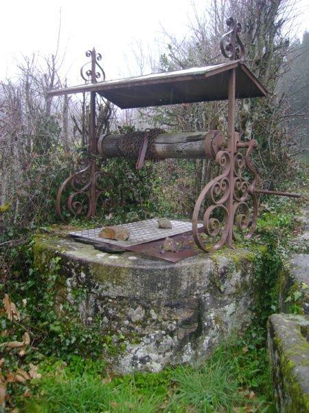 un puits