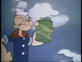Olive et Popeye