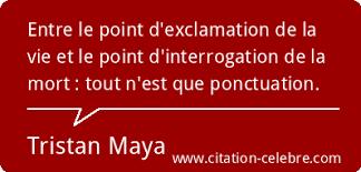ponctuation