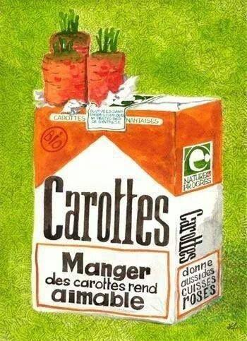 la carottes
