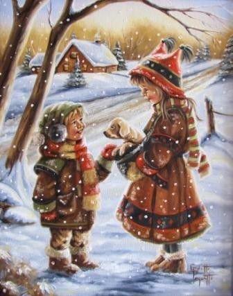 blagounette de Noël