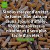pour les fumeurs