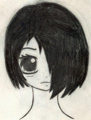 Fille Pauvre Et Triste Blog De Mangas Drawing94