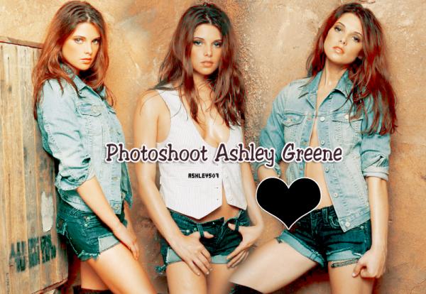 Photoshoot datant de novembre 2008 en attendant les news sur notre Ashley. TOP OU FLOP ?