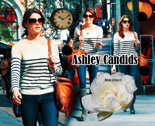 09.04.2011 même traitement à un week-end shopping , Ashley Greene a été occupé à vérifier les offrant dans West Hollywood samedi après-midi.