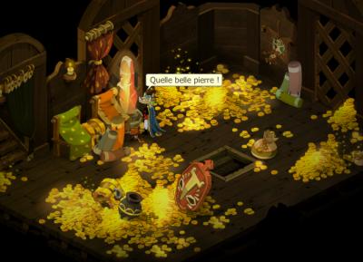 A la découverte du monde des douze : les trésors