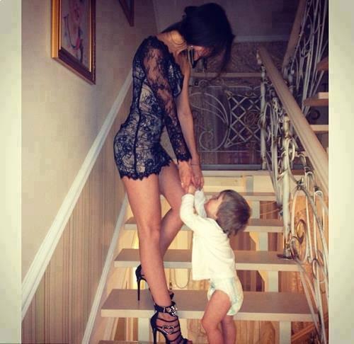 No existen las mamás perfectas, pero si las mamás maravillosas.♥