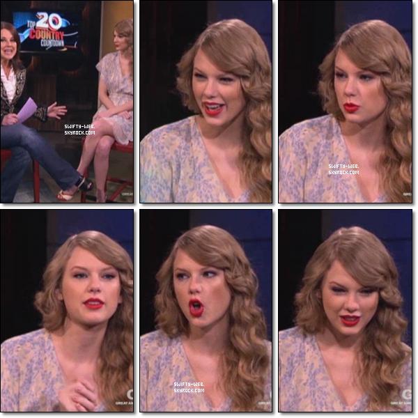 """Découvrez ou redécouvrez le shoot que Taylor a fait pour son album """"Fearless"""" en 2008 !"""